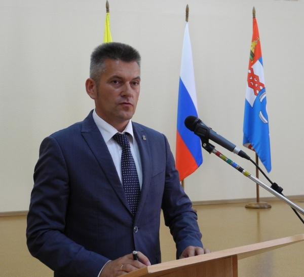 Глава Удомельского городского округа